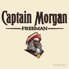 captain morgan freeman