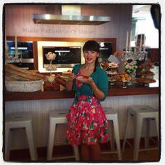 Snapshots Rachel Khoo Miele Patisserie of Steam baking