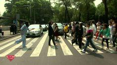 Los Supercivicos :Los Beatles Peatonales