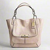 Nothing better than a new COACH handbag!