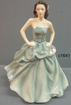 Royal Doulton Pretty Ladies 2013 HAPPY BIRTHDAY Figure NEW in Collectibles, Decorative Collectibles, Decorative Collectible Brands   eBay