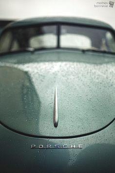"""travelist: """"Porsche 356 Pic by M. Bonnevie """" ALWAYS A REBLOG ::: Pre-A 1951 : http://picssr.com/photos/mathieubonnevie/interesting/page7?nsid=64689609@N07"""