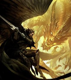Dragons have a magic of illusion and invisibility, for the most part. No cloaking-spell will work against a dragon; no illusion will turn it aside. One more thing, whatever you do, don't look into the dragons eyes. - 'The Walls of Air' by Barbara Hambly