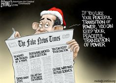 Cartoon: News they can use - http://americanlibertypac.com/2016/12/cartoon-news-can-use/   #2016Elections, #Cartoons, #LiberalMedia   American Liberty PAC