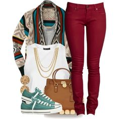 Love the colors by livelifefreelyy on Polyvore