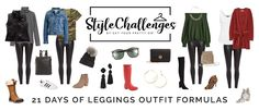 Am I Too Old to Wear Leggings? - Get Your Pretty On