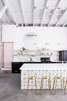 Dream Kitchen - The Best Kitchens We Saw All Year - Photos
