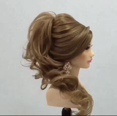 Hair by Georgy Kot
