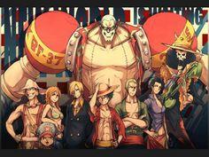 The mugiwara pirates very awesome★