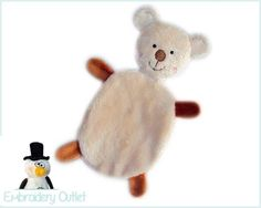 Baby Tag Toy 1 Teddy