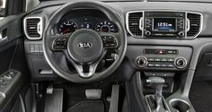 2017 Kia Sportage Turns Heads Among Small SUV Shoppers The redesigned SUV provides a smoother ride, more refined drivetrain, and increased interior space