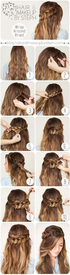 Tame Your Tresses with These Gorgeous Hairstyles for Thick Hair ... →…