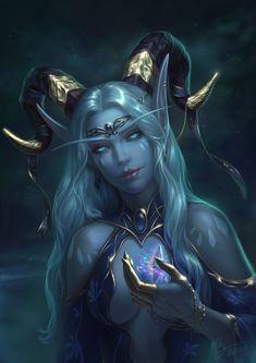 Fantasy Races, Fantasy Rpg, Dark Fantasy Art, Fantasy Artwork, Dungeons And Dragons Characters, Dnd Characters, Fantasy Characters, Female Characters, Game Of Thrones Characters