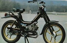 Garelli Ciclone 5V 1982