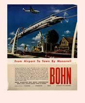 Imaging the Future, Arthur Radebaugh, Bohn Aluminium and Brass Corporation, advertisements