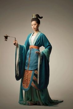 Traditional Japanese Kimono, Traditional Fashion, Traditional Dresses, Historical Costume, Historical Clothing, Dynasty Clothing, Art Japonais, Costume Collection, Chinese Clothing