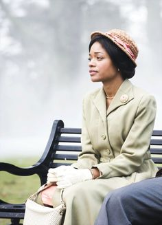 Hortense Roberts - Naomie Harris in Small Island, set during/after World War II (TV mini-series 2009).
