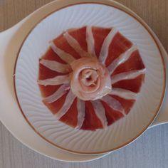 Sushi, Serrano Ham, Sushi Rolls