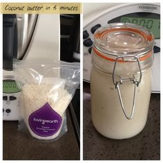 Coconut Butter in Thermomix