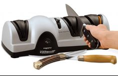 10 Best Electric Knife Sharpeners for your Kitchen - Updated 2017