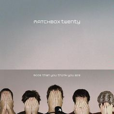 The best Matchbox Twenty album..EVER!!