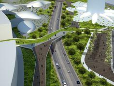 taichung gateway park - Google Search Marina Bay Sands, Landscape, Park, Google Search, Building, Travel, Scenery, Viajes, Buildings