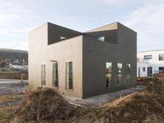 House 9,74 x 9,74 / f m b architekten