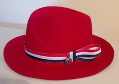 Where to buy red fedora for Agent Carter, How to make ribbon band