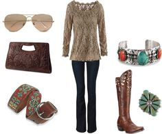 NFR Outfit #3