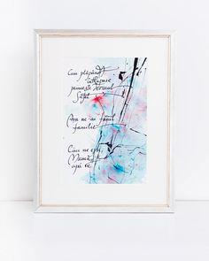 Poezie de suflet mama apa vie Abstract, Art, Craft Art, Summary, Kunst, Gcse Art, Art Education Resources