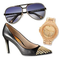 The Art of Polished Dressing: Play With Fabulous Extras - Michael Kors