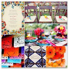 elegant mexican style wedding - Google Search