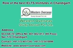 If you are looking for the best IELTS institutes in Chandigarh, then you may be puzzled to find innumerable options. This document helps you understand the role that an IELTS institute plays in your preparation.