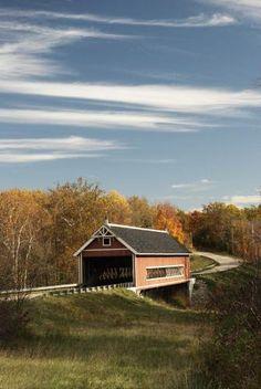 Netcher Road Bridge in Northeast Ohio Wine Country