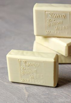 Olive Oil Soap Tutorial