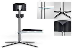 TV Floor Stand - CARACTERISTIQUES | SAMSUNG
