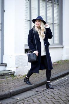 Hat + Coat + Boots