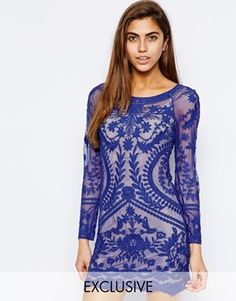 Enlarge Goldie All Over Lace Bodycon Dress<< Could this be a possible béile dress?