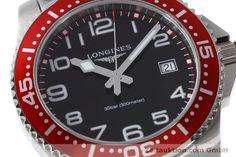 Longines Hydro Conquest Stahl Quarz Kal. L115.2 ETA 955112 Ref. L3.689.4  | 152358