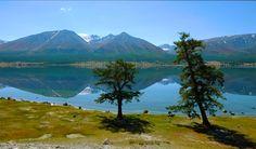 Adventures in Altai Tavan Bogd Mountains tour