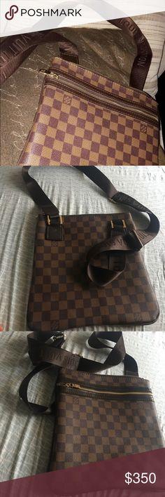 Louis Vuitton Cross body bag Brand New ! Can be for both Men and Women Louis Vuitton Bags Crossbody Bags