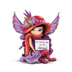 Jasmine Becket-Griffith Fairy