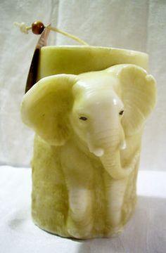 Elephant Candle!