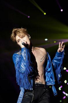 """""""[PRESS PICS] """"Rebirth of J"""" Concert in Taiwan #Jaejoong"""