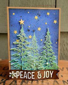 Paxton Valley Folk Art: Peace And Joy