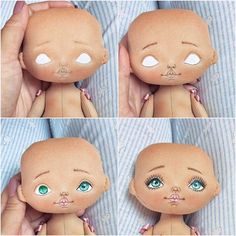 1 million+ Stunning Free Images to Use Anywhere Tiny Dolls, Soft Dolls, Cute Dolls, Doll Face Paint, Doll Painting, Doll Sewing Patterns, Sewing Dolls, Clothes Patterns, Rag Doll Tutorial