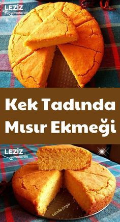 Kek Tadında Mısır Ekmeği France is an independent nation in Western Europe and the biggest market of a large overseas administration. Cake Recipes For Kids, Delicious Cake Recipes, Dessert Recipes, Yummy Food, Desserts, Cornbread Cake, Cake Tasting, Cake Flavors, Turkish Recipes
