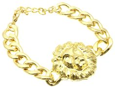Lion Head Bracelet · Naroshe' · Online Store Powered by Storenvy