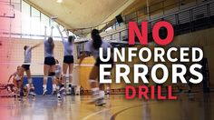 Drill to reduce unforced errors and win big points