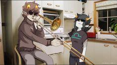 Znalezione obrazy dla zapytania homestuck yaoi